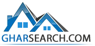 Gharsearch Logo | Gharsearch a growing real estate website | Property Portal