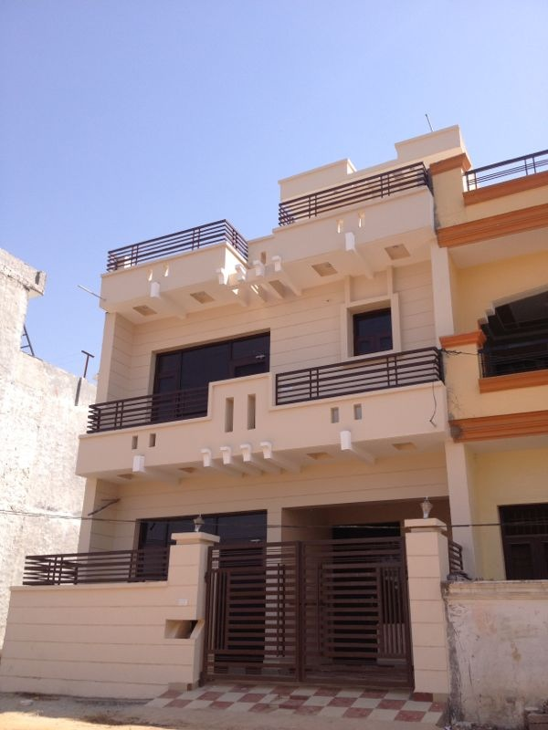 duplex house for sale in zirakpur  chandigarh