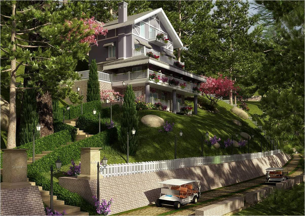 Astounding Independent House Villa For Sale In Kasauli Himachal Interior Design Ideas Clesiryabchikinfo